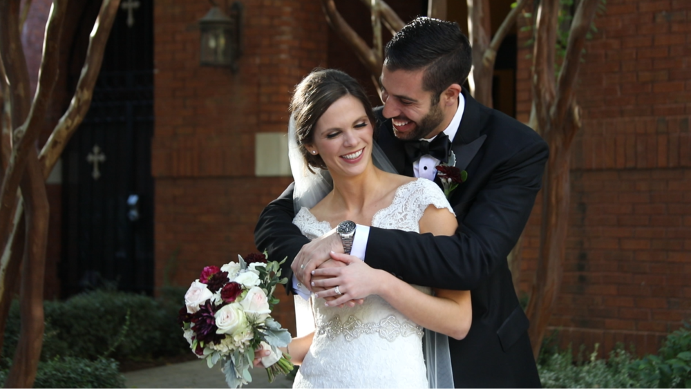 Anne & Chris Ganim // Point200 Videography - Greensboro NC Triad  Wedding Video Videographer