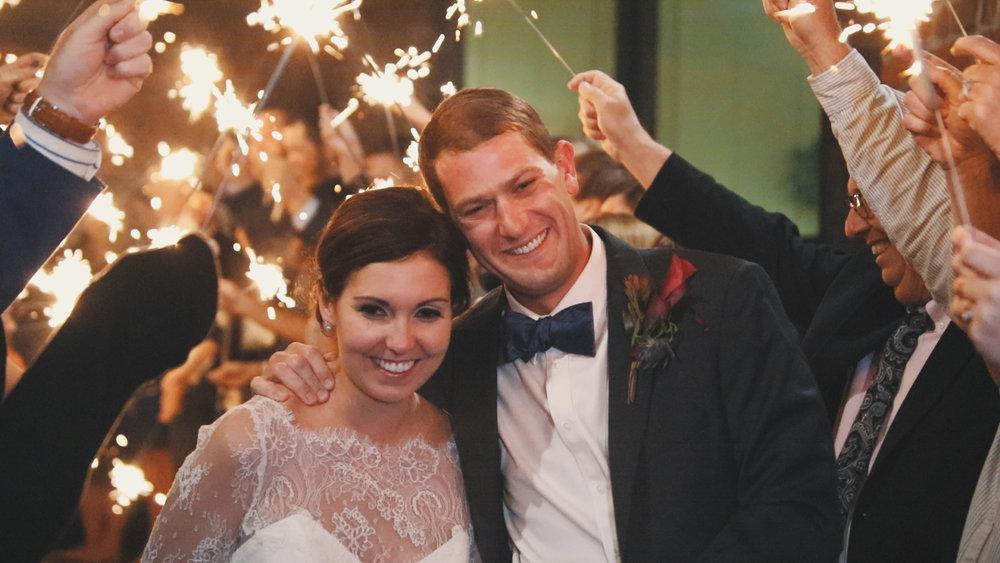 Rebekah & John // Point200 Wedding Videography - NC Wedding Videographer