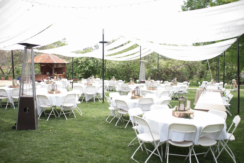 White Ranch Events - Surrounded by acres of gorgeous scenery, the White Ranch offers the beauty and privacy needed to make the most of your special day