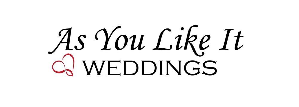 As You Like It Weddings Chico CA