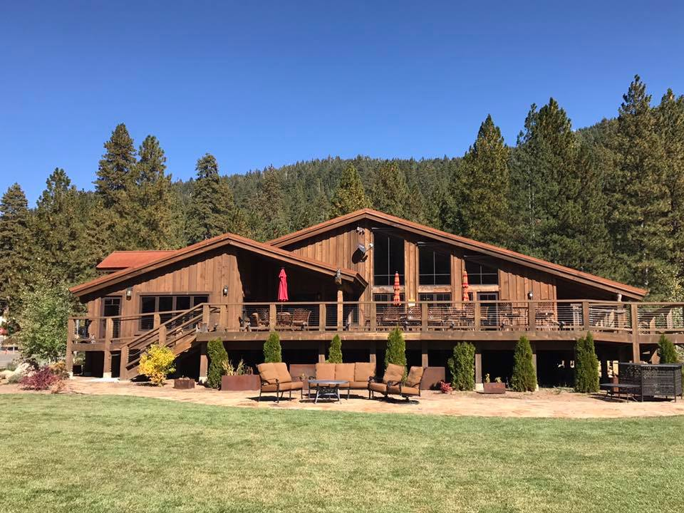Highland Ranch Resort - Destination resort for summer and winter recreation, vacation, weddings, and special events. Full restaurant and bar with a beautiful views of the Mt. Lassen range and gorgeous mountain meadow.