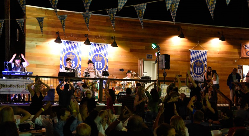Oktoberfest at Jack Rose! - Dust off those Lederhosen & Dirndls!On Saturday, October 20th Jack Rose Libation House and Bramble & Bierwill be celebrating its 6th Annual Oktoberfest!FeaturingHofbräuGerman beer, German food and live music from