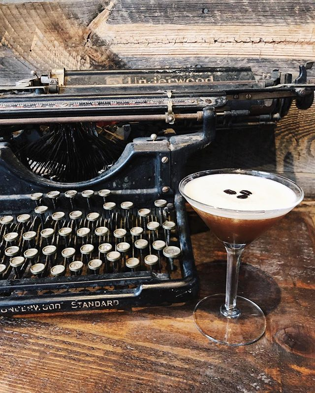 Throwback menu! We have brought back 8 of your favorite Jack Rose cocktails from 2013-2014. Stop in this weekend and try one or three! ••Bullfighter•• pueblo viejo tequila, st george coffee liqueur, mezcal, hazelnut cold brew