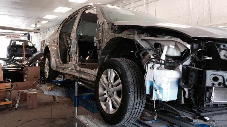7 Tips for Identifying Hidden Car Damage — M3 Collision