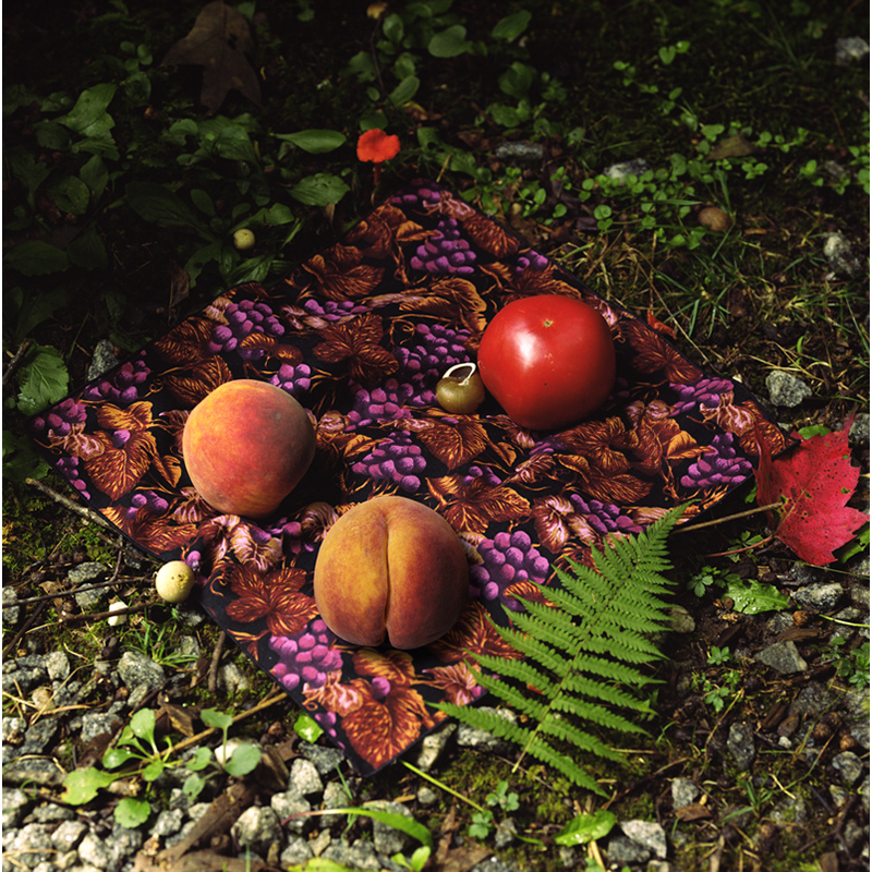 "Principals and Partners,  2009, 40"" x 40"", lambda print"