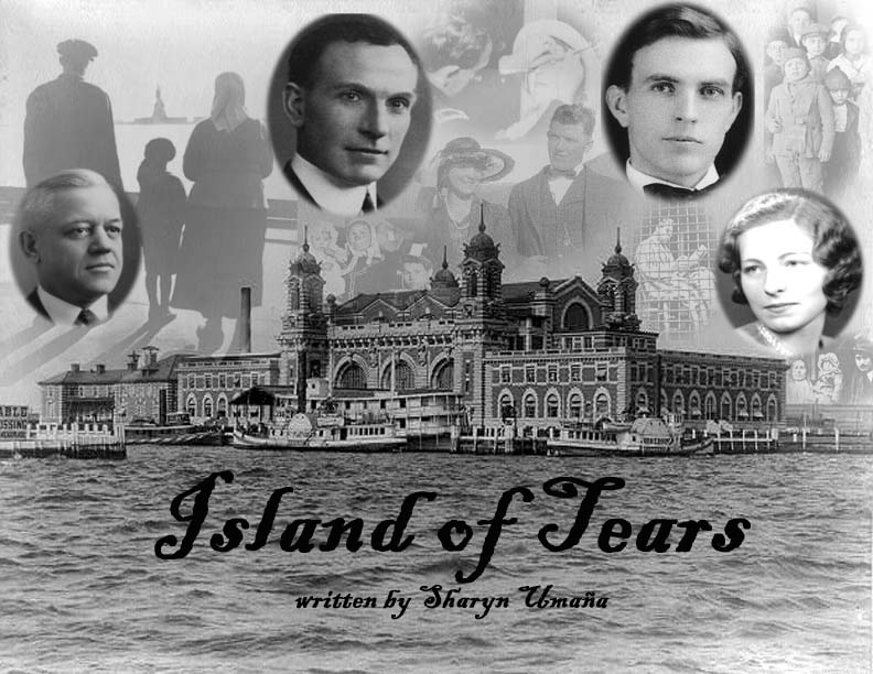 Island of Tears - It's the turn of the 19th century, and millions of immigrants are bound for America. First, they must go through the final hurdle on their journey to liberty—Ellis Island. But instead of freedom, many encounter heartache, corruption and the illusion of the American dream.(TV SERIES PILOT)