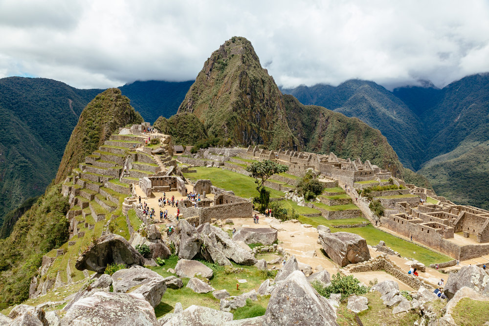 Machu Picchu - Unknown to the rest of the world until 1912, this historical heritage site continues to mystify and inspire historians and naturalists alike.