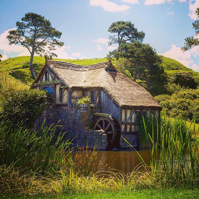 Ginger Beer in hand 🍺 and lively jig music from the Green Dragon Inn 🎼 this is one of the most calming spots in all of New Zealand.  #NewZealand #Hobbiton #lordoftherings #LOTR . . . . . . #BlogLovinTravels #ExploreTheWorld #human_planet #LonelyPlanet #TheCultureTrip #TheGlobeWanderer #travel #TravelStory #welltraveled #AroundTheWorld #AwesomeEarth #BeautifulDestinations #DiscoverEarth #gadv #GetOutdoors #IAmATraveler #igtravel #instapassport #LetsGoSomewhere #LifeOfAdventure #PostcardsFromTheWorld #travelingram #Waikato #MiddleEarth #movielocation #paradise @HobbitonTours @newzealandguide @newzealandvacations @wonderlust_newzealand @newzealandtraveler