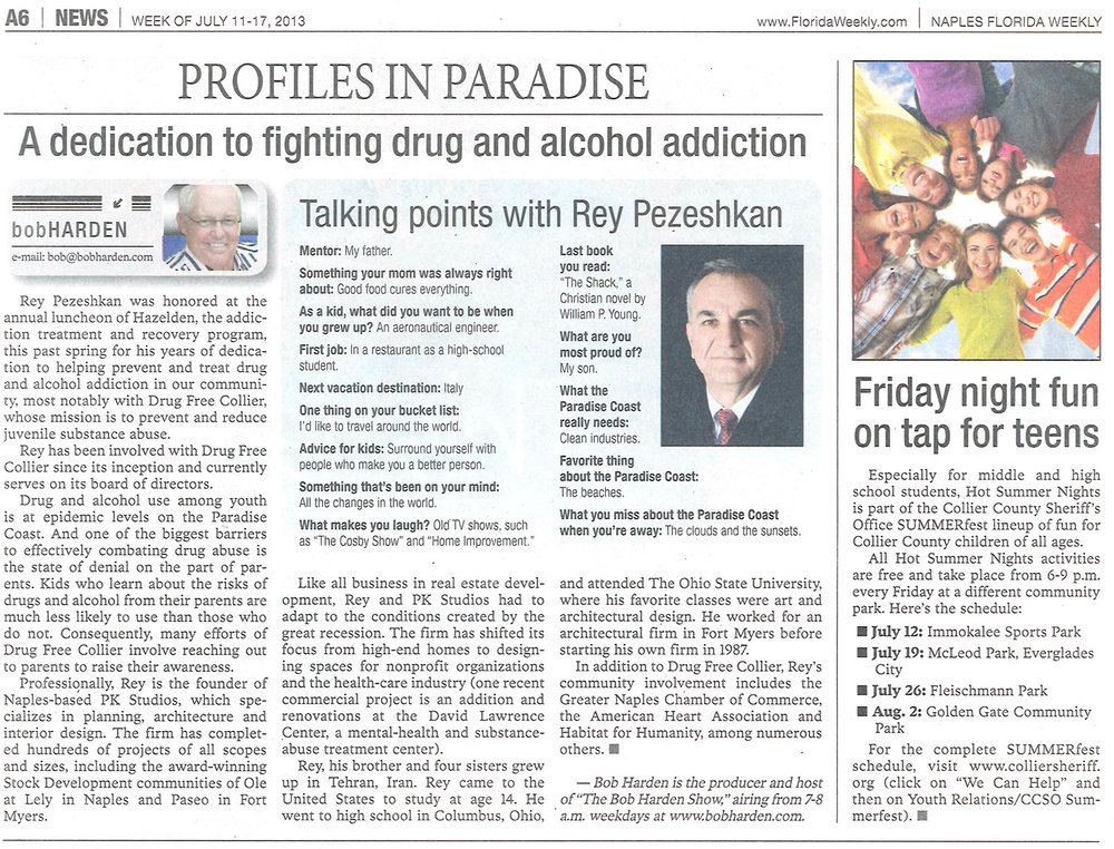 2013-07-11 Naples Florida Weekly Profiles in Paradise.jpg