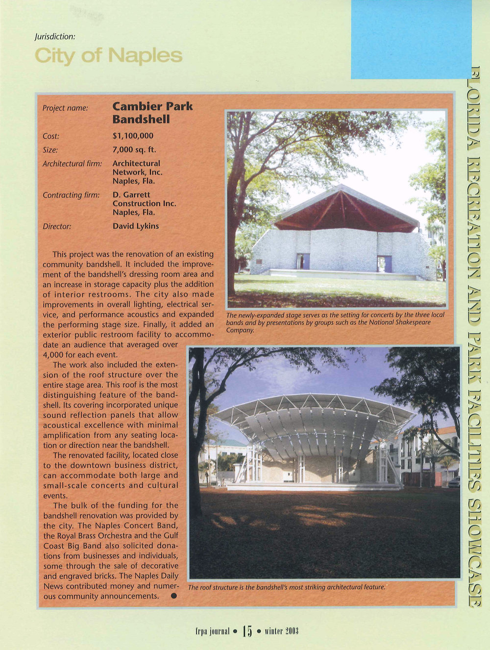 2003 FRPA Journal - Naples Cambier Park Bandshell.jpg
