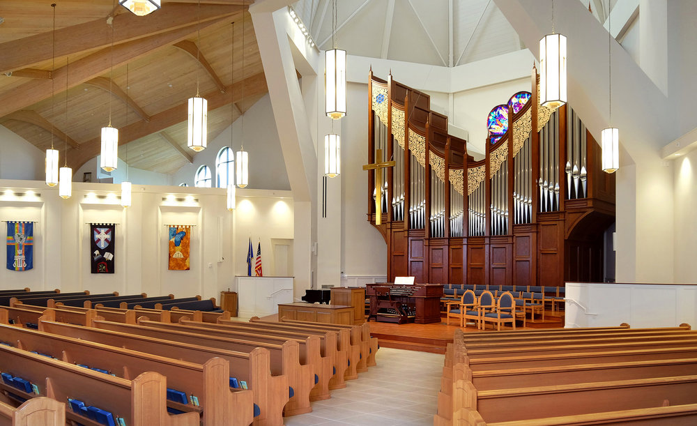 Vanderbilt Presbyterian Church Renovation