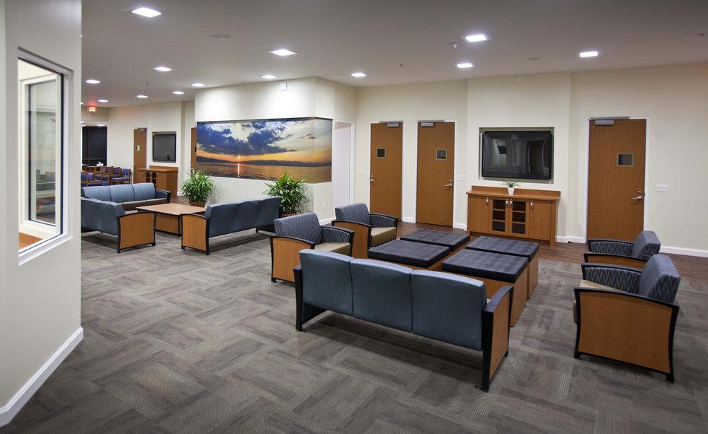 David Lawrence Center Acute Crisis Unit