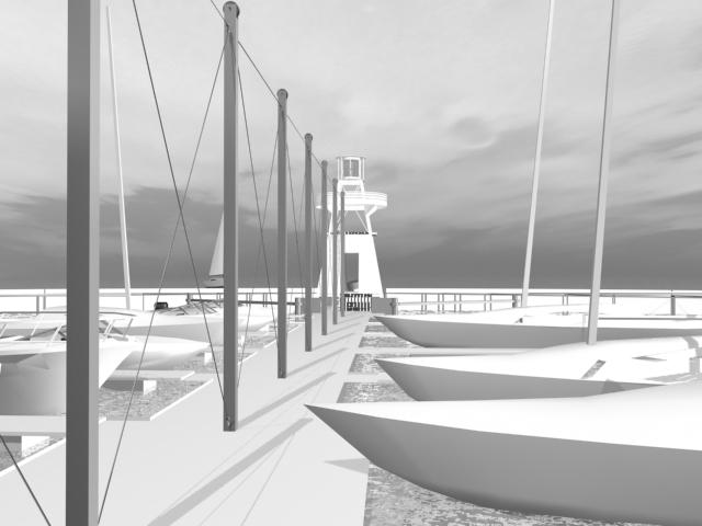 Seaside Landmark Competition