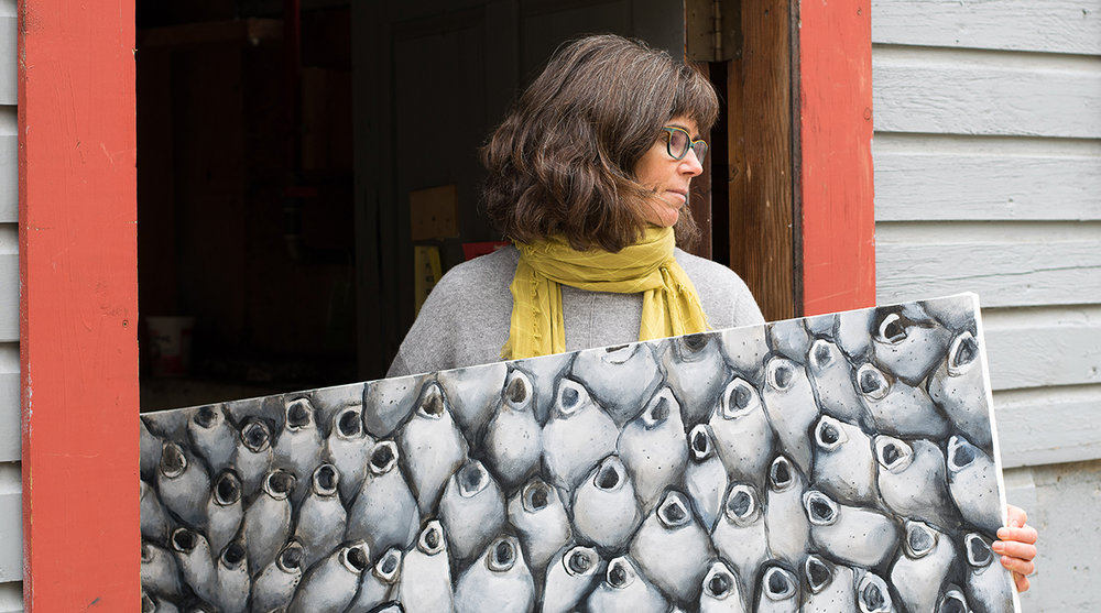 CAROL WALLACE - CONTEMPORARY ARTIST