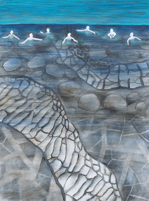 CAROL WALLACE | TREADING WATER