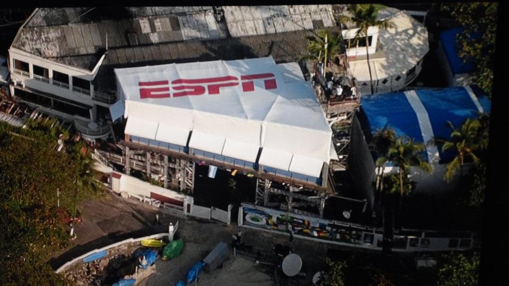 ESPN World Cup 2014 - Rio de Janeiro