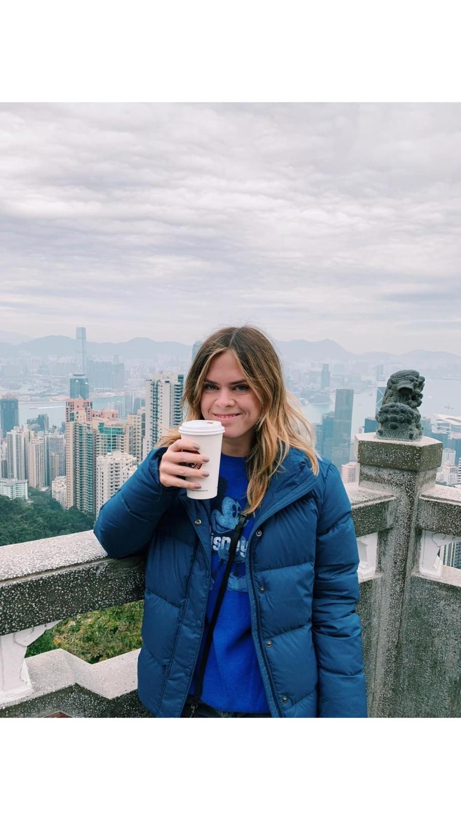 Danielle Gruen - Danielle Gruen, a Communication major at USC Annenberg embarked upon her journey to Hong Kong in Spring, 2019. Here's Danielle in her own words, talking about her experience in Hong Kong