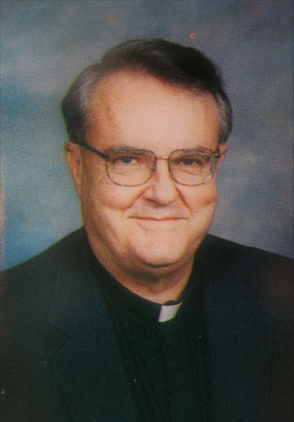 Father Patrick Clark