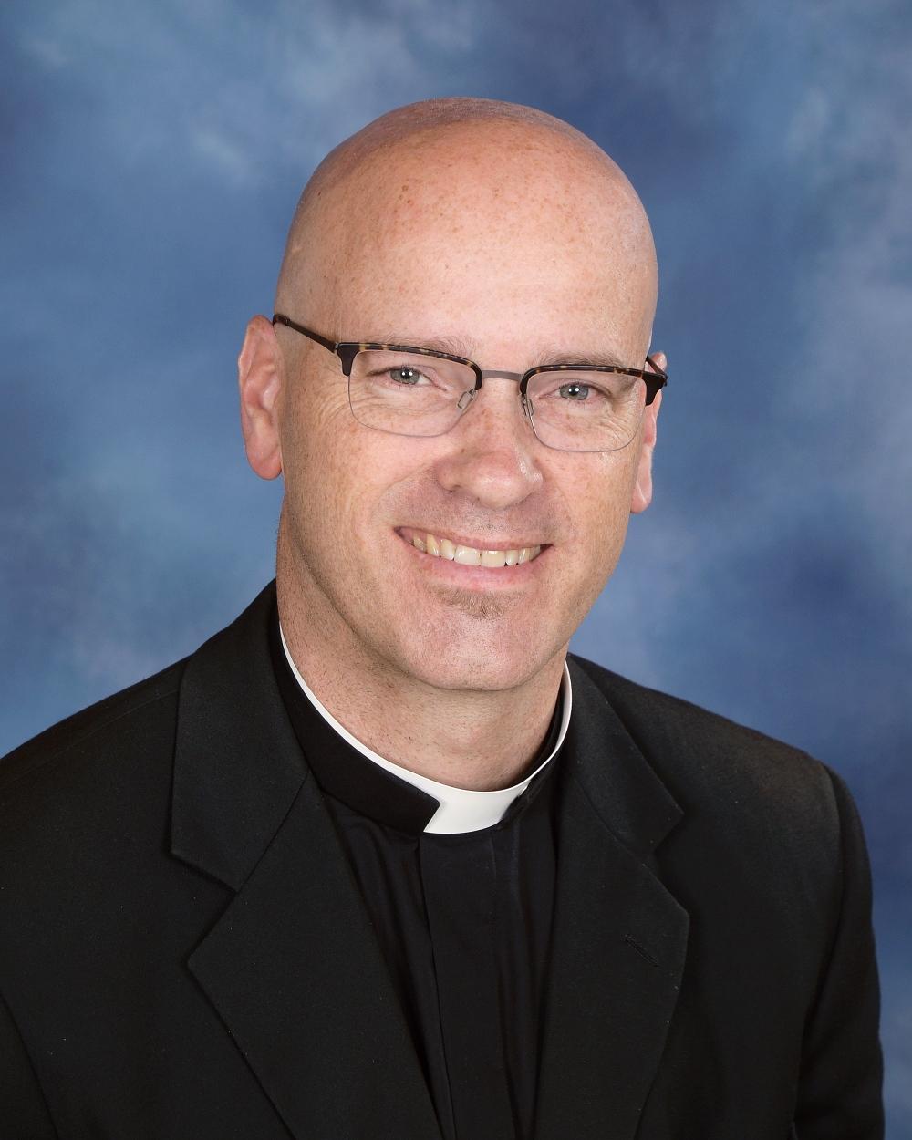 Father Todd Strange