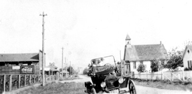 St. Joseph circa 1915 (courtesy of Issaquah Historical Society)