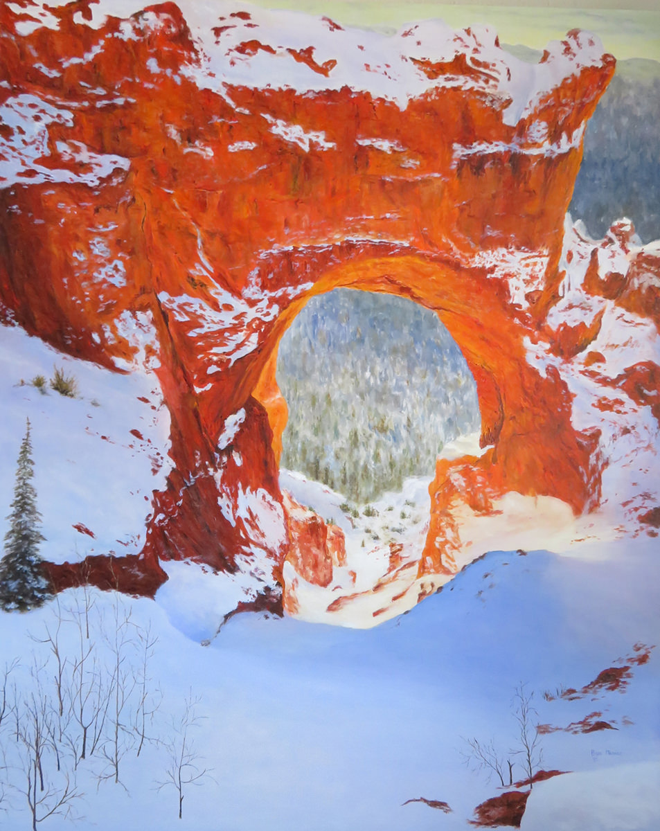 Rainbow Bridge, Bryce Canyon National Park