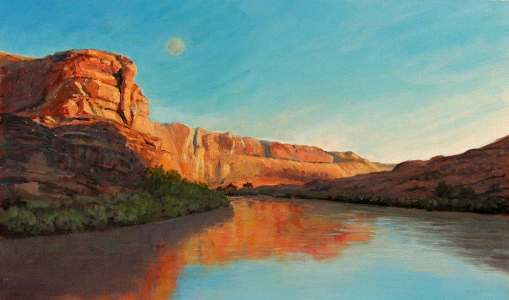 Morning Near Moab