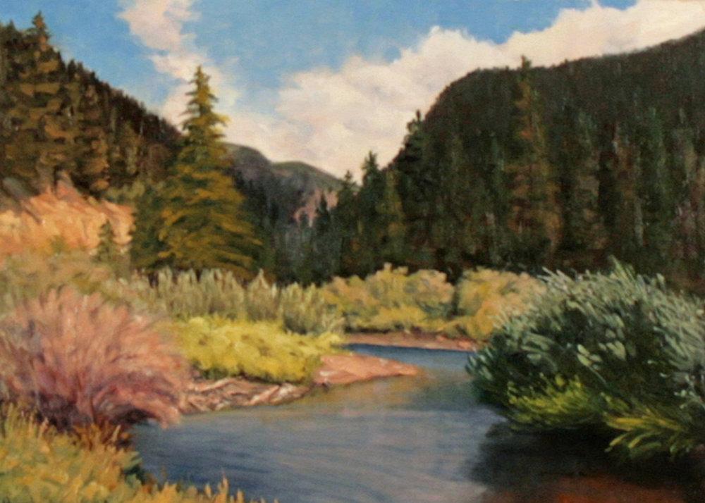Spring Creek Summer