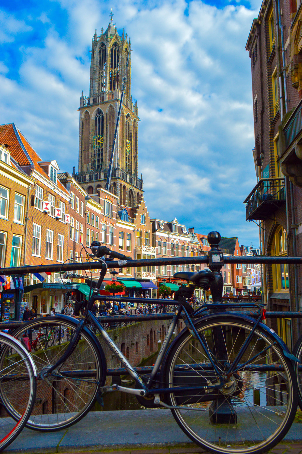Dom Tower Utrecht Must See Sites