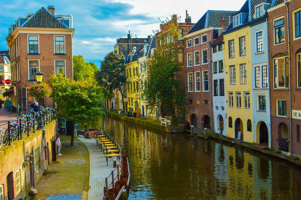 Utrecht an alternative place to visit instead of Amsterdam or perfect day trip