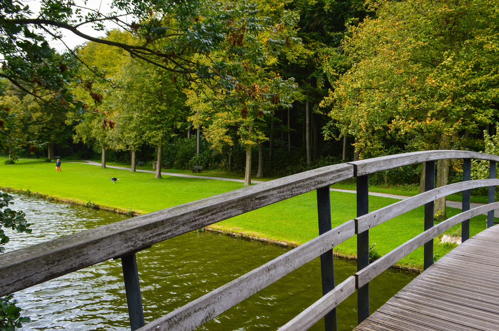 The Hague Green Space Parks
