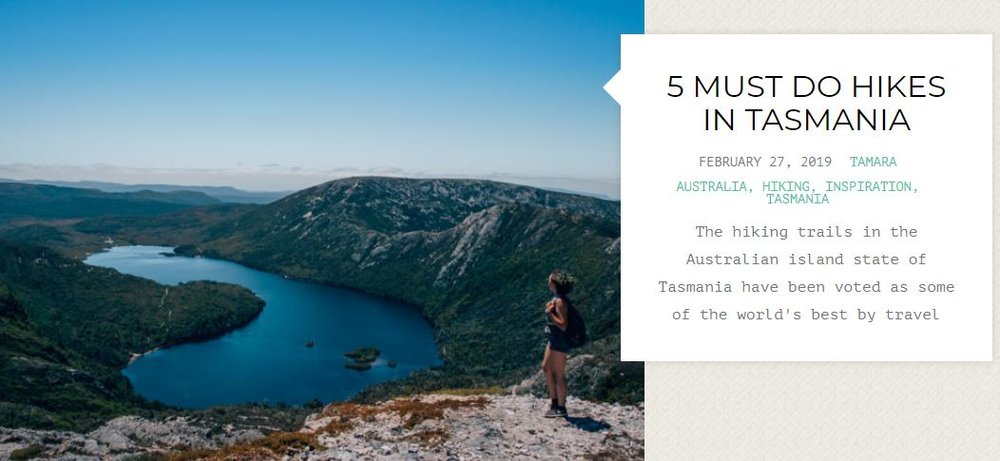 must do hikes in tasmania