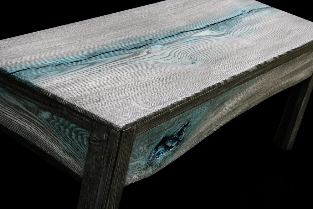 """""""River"""" eco coffee table"""