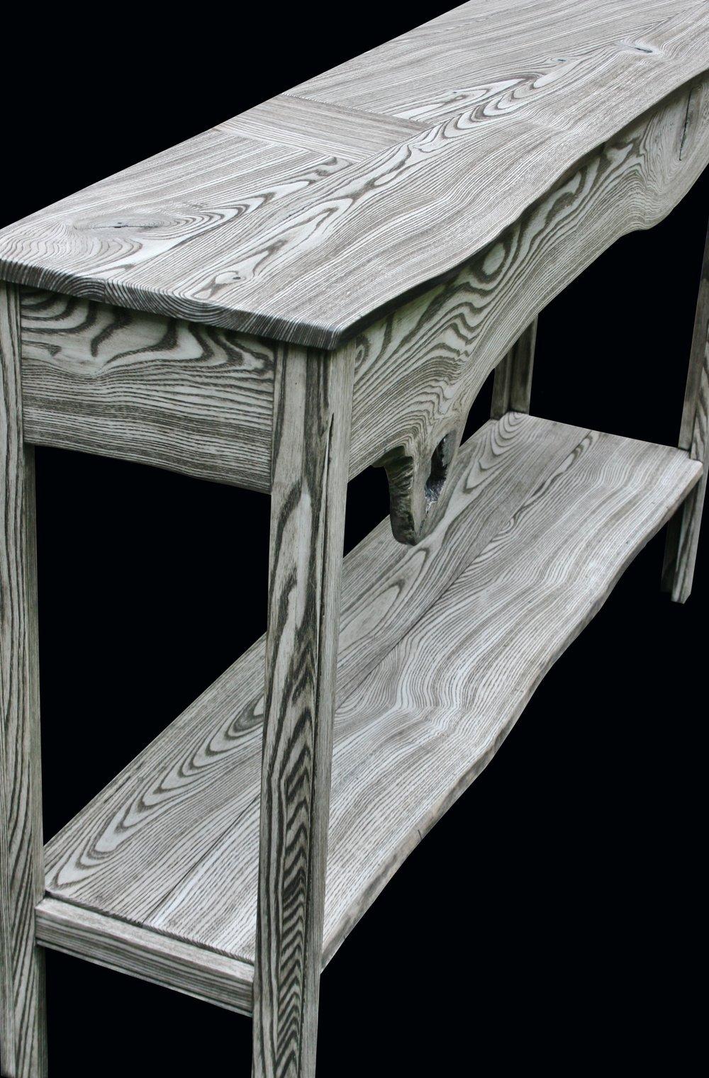 """""""Zebra"""" Eco Console Table"""