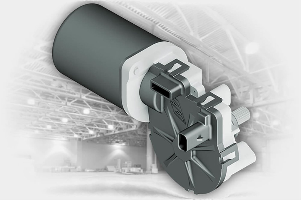 Long-Life Wiper Systems & Durable DC Gear Motors -