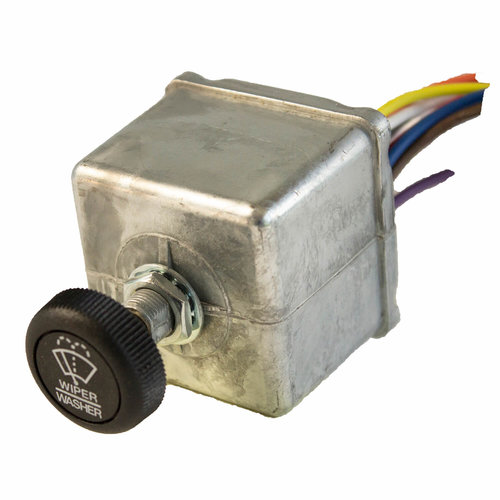 Delay Switch for Two-Speed Wiper Motors — AM Equipment
