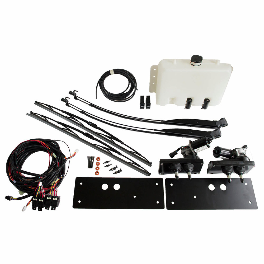 MCI Refit Windshield Wiper Kit