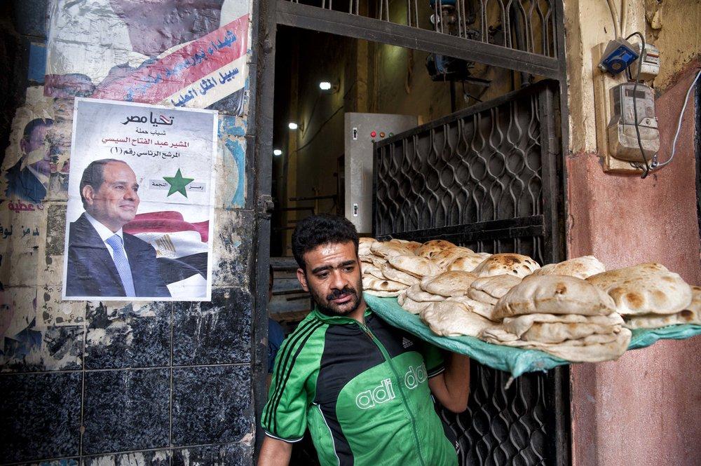 Nyheder - Siden 2011 har jeg været dagbladet Politikens korrespondent i Egypten.