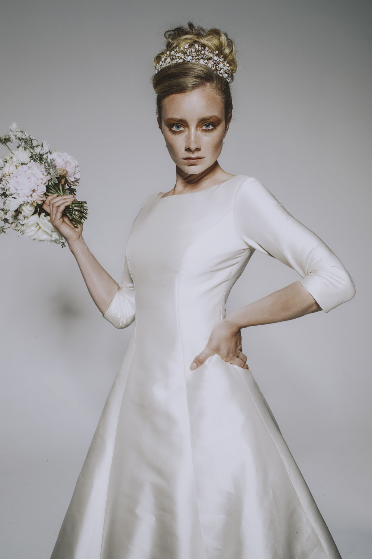 Ochre bride