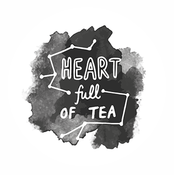 heart full of tea