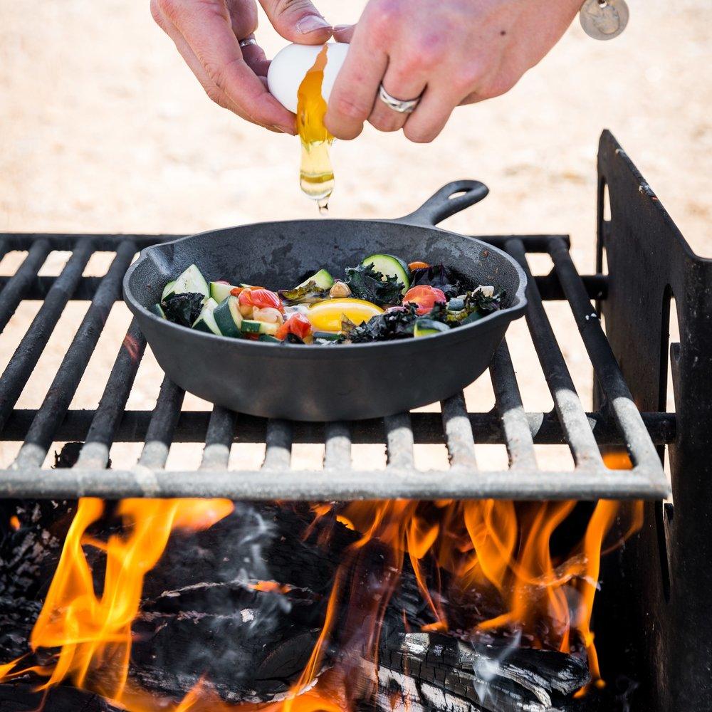 And there you have it! - Three easy meals that are healthy and customizable to your dietary needs. Camp meals like these will keep you full and energized for any activities, exploration, or relaxation you plan to do while adventuring in the great outdoors!