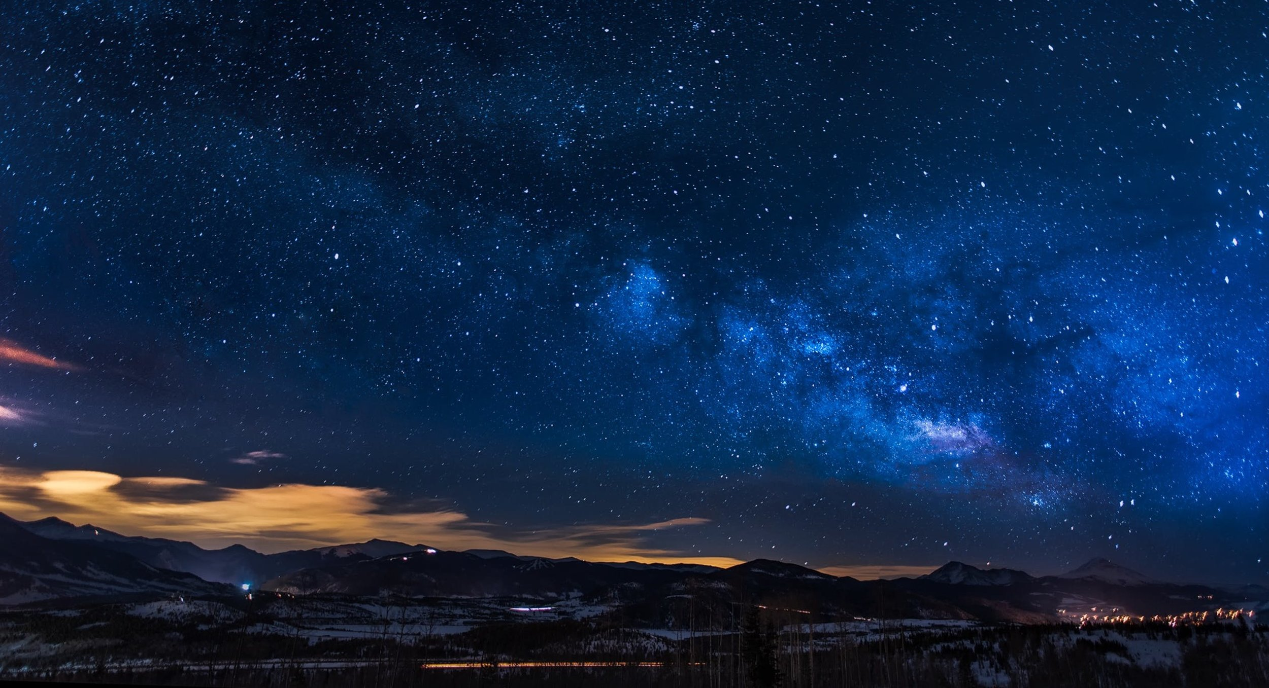 the 6 best dark sky places in america the parks blog