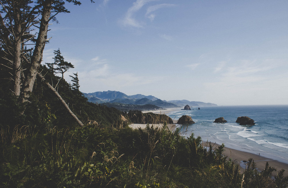 The Oregon Coastline -