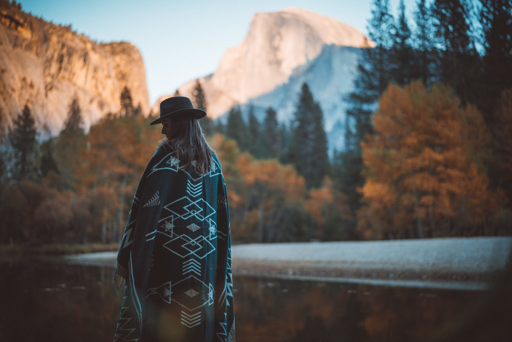 Click to shop The Parks Emerald Bonfire Blanket —>