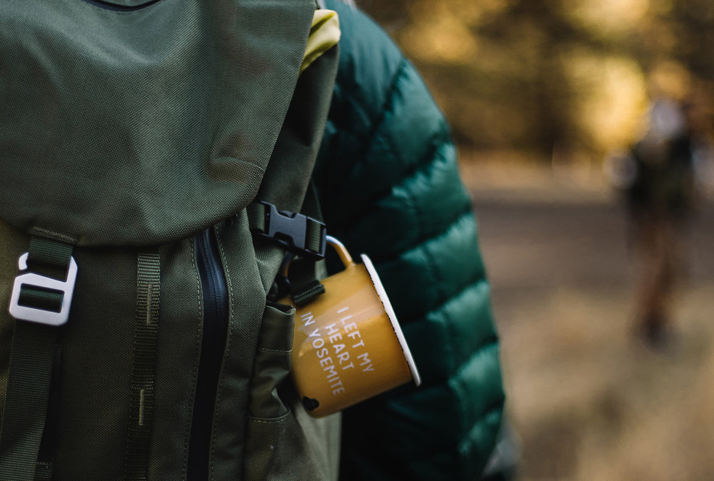 Click to Shop Our Enamel Mugs —>