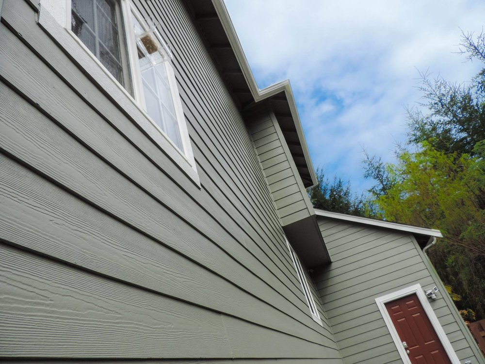 Lovely exterior paint in Port Orchard