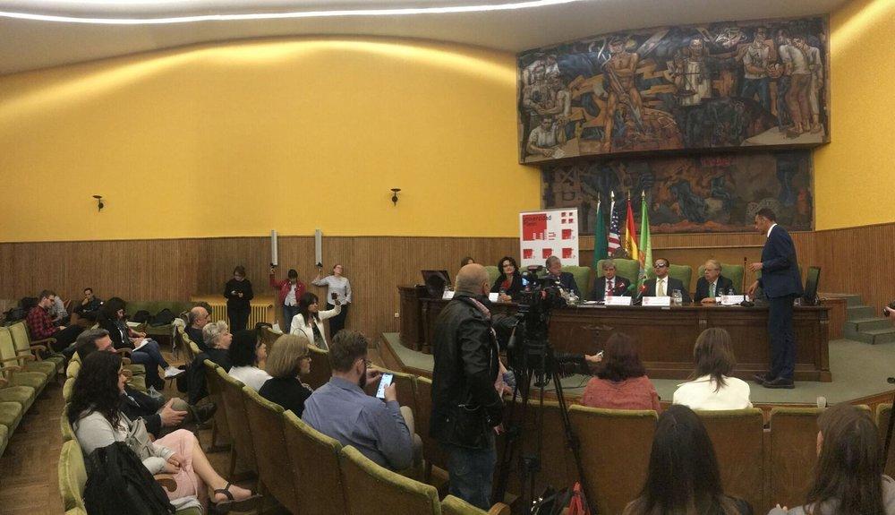 University of León-State of Washington Signing Ceremony