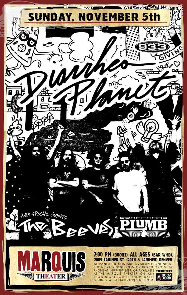 Show Poster The Marquis Nov 5 w_Diarrhea Planet.jpg