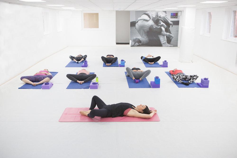 De-stress Yoga in Reigate.JPG