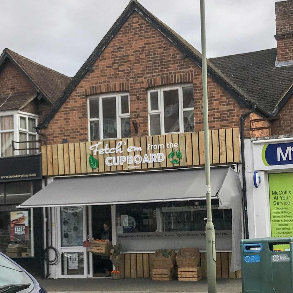 Ashtead branch, opened March 2019