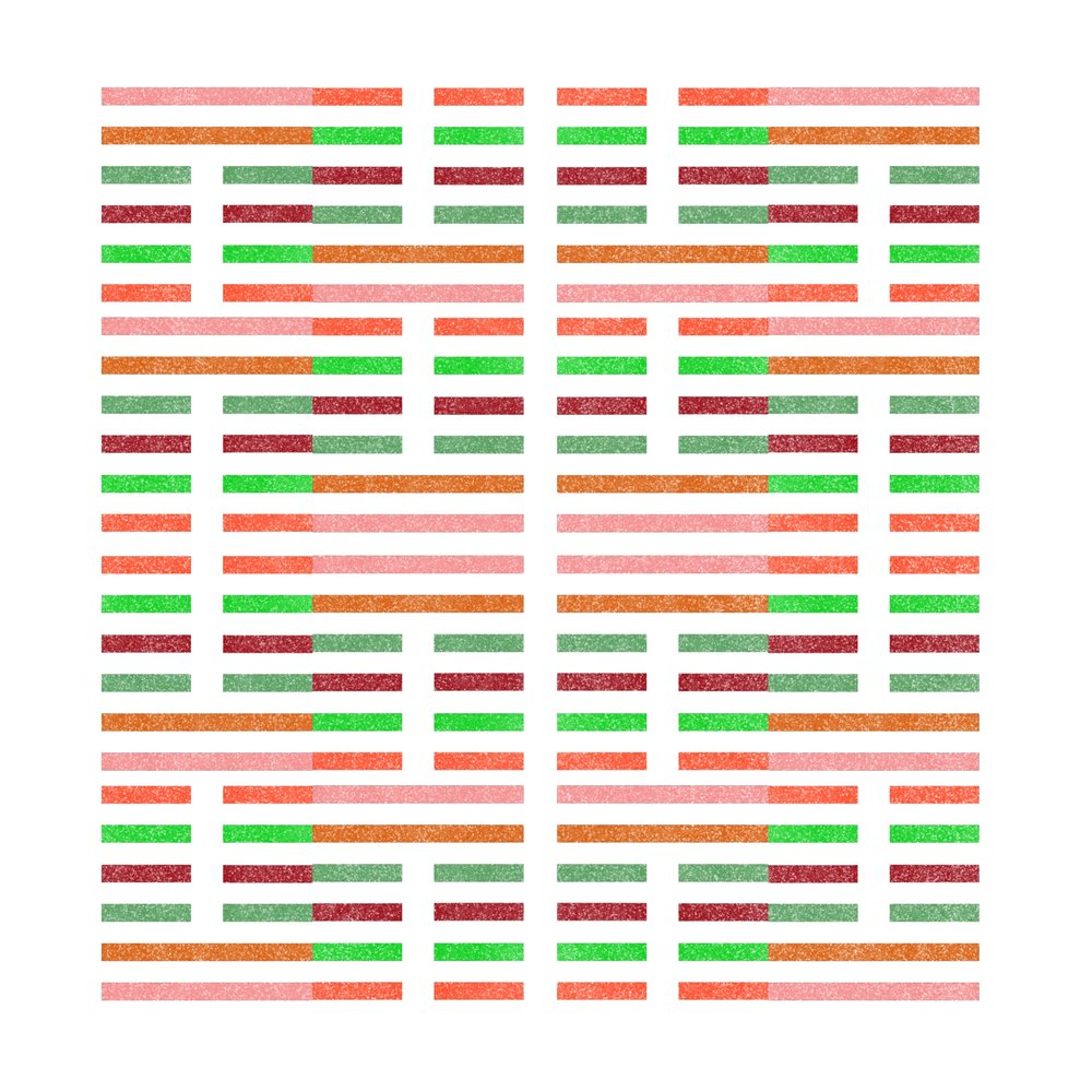 I Ching Hexagram 2: Viewing / Contemplation